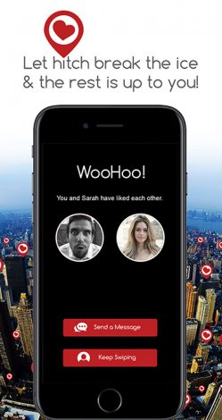 WooHoo! Free Hitch Dating App